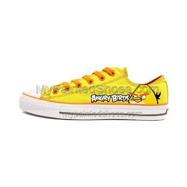 Angry Birds Shoes - Yellow Bird Angry Birds Shoes-3
