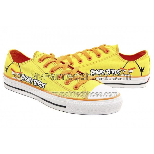 Angry Birds Shoes - Yellow Bird Angry Birds Shoes