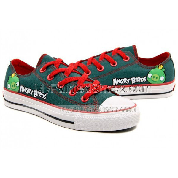 Angry Birds Canvas Sneakers KING PIG Angry Birds Canvas Shoes