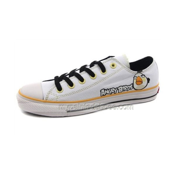 Angry Birds Sneakers Canvas Shoes Angry Birds White Birds