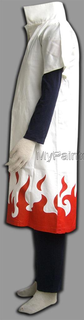 Naruto Yondaime 4th Hokage Naruto Cosplay Costume 4th Hokage Cos-2