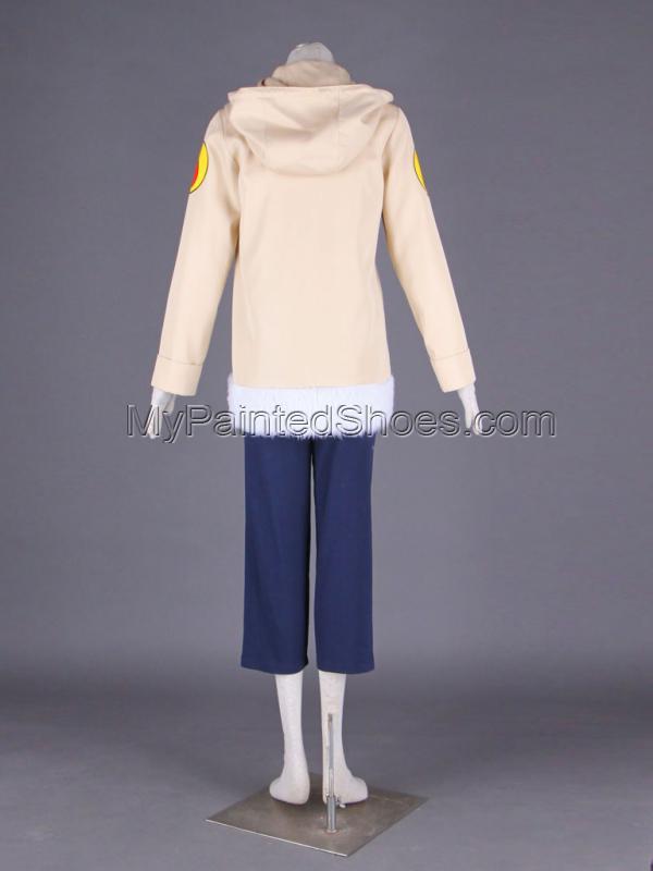 Naruto Hinata Hyuuga Cosplay Costume 1th Hinata Hyuuga Cosplay C-4