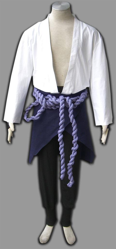 Naruto Uchiha Sacuke Cosplay Costume 3th Uchiha Sacuke Cosplay C-1