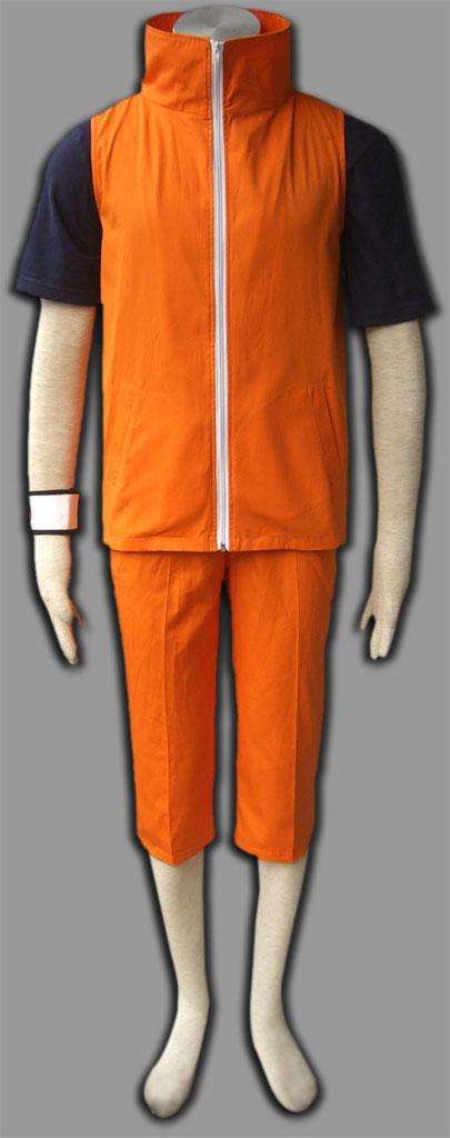 Naruto Uzumaki Naruto Cosplay Costume 3th Uzumaki Naruto Cosplay-1