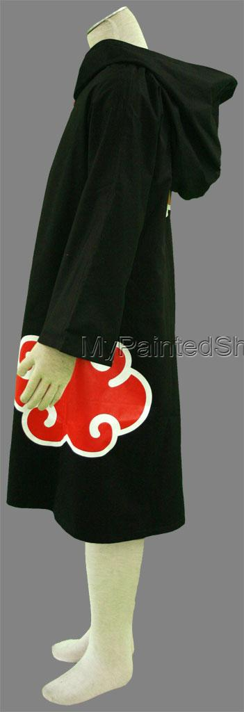 Akatsuki Cosplay (Cloak,Stock) from Naruto Shippuuden Naruto Cos-3