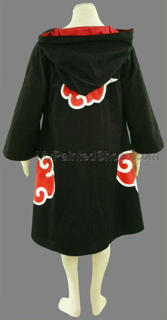 Akatsuki Cosplay (Cloak,Stock) from Naruto Shippuuden Naruto Cos-4