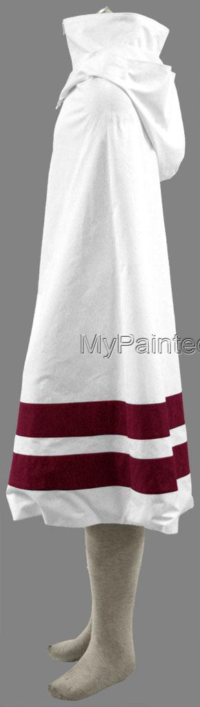 Naruto Leaf Village (Cloak 1rd) from Naruto Cosplay Costumes-3