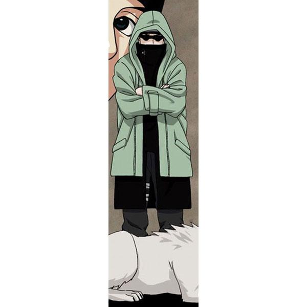 Naruto Shino Cosplay Costumes (2rd) from Naruto Shippuuden Narut