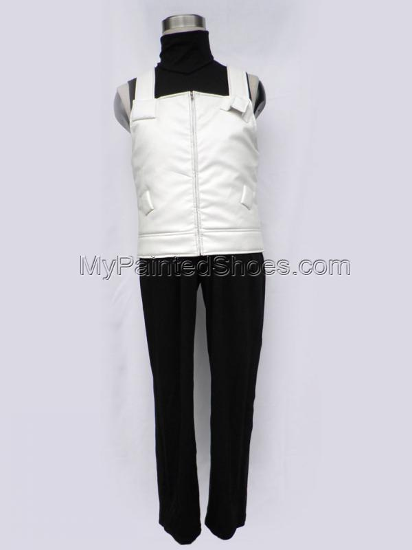Kakashi Cosplay Anbu Costume from Naruto Cosplay Costumes-1