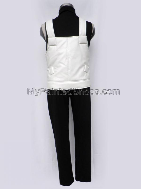 Kakashi Cosplay Anbu Costume from Naruto Cosplay Costumes-4