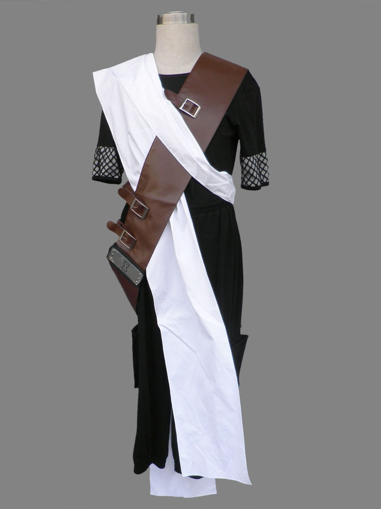 Gaara Cosplay 1rd from Naruto Cosplay Costumes-1