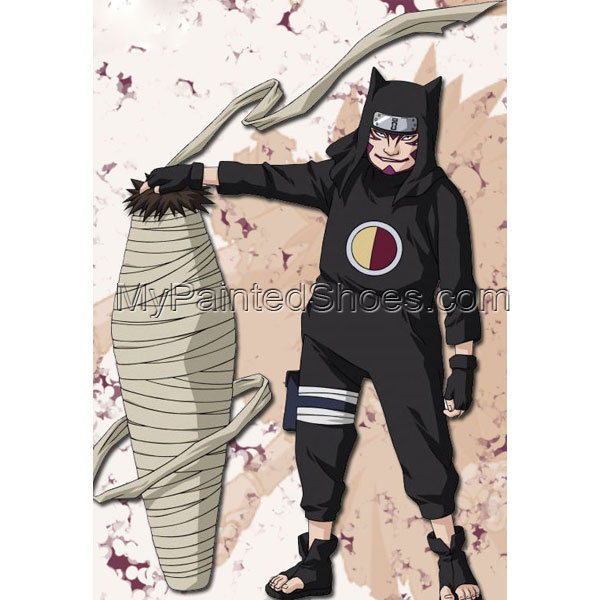 Kankuro Cosplay Costumes from Naruto Cosplay Costumes