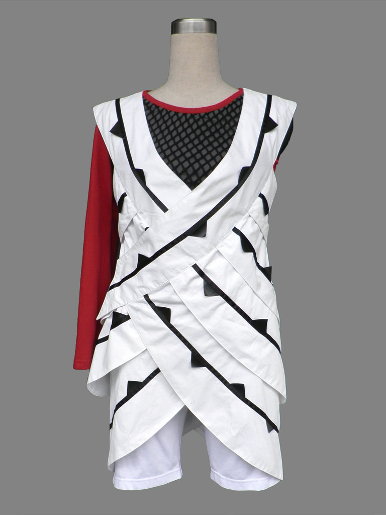 Kurenai Cosplay Costumes 2rd from Naruto Cosplay Costumes-1