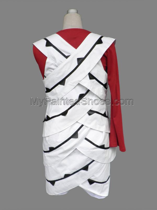 Kurenai Cosplay Costumes 2rd from Naruto Cosplay Costumes-4
