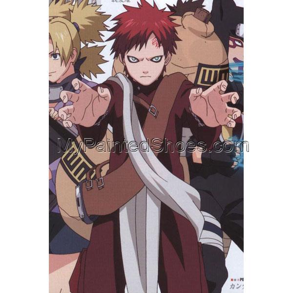 Gaara Cosplay Costumes 3rd from Naruto Shippuuden Naruto Cosplay