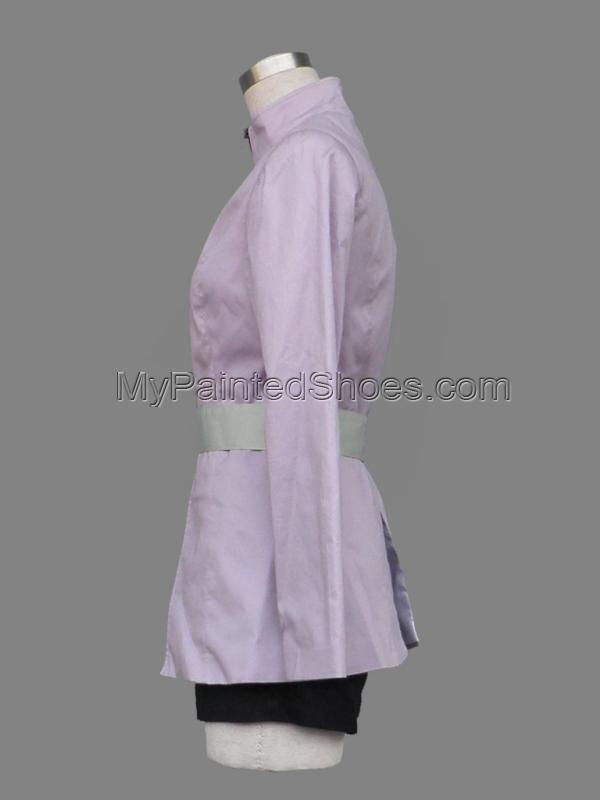 Karin Coat 1rd from Naruto Cosplay Costumes-3