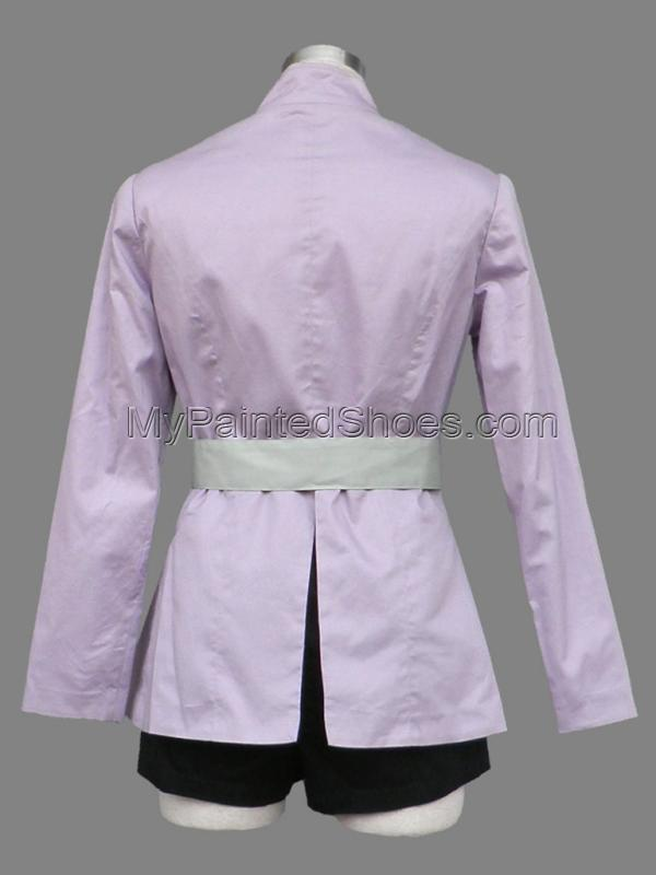 Karin Coat 1rd from Naruto Cosplay Costumes-4