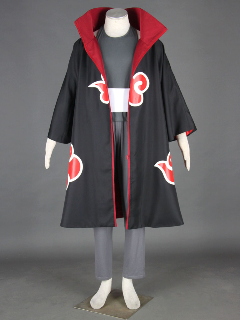 Kakuzu Hoku Cosplay Costume 1rd from Naruto Cosplay Costumes-1
