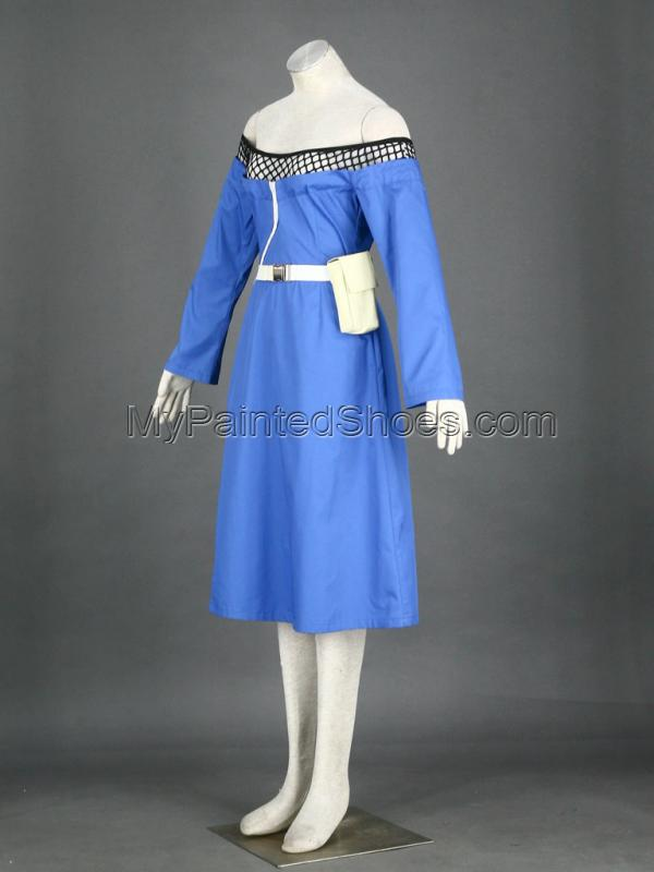 TerumiMei Cosplay Costume 5th from Naruto Cosplay Costumes-2