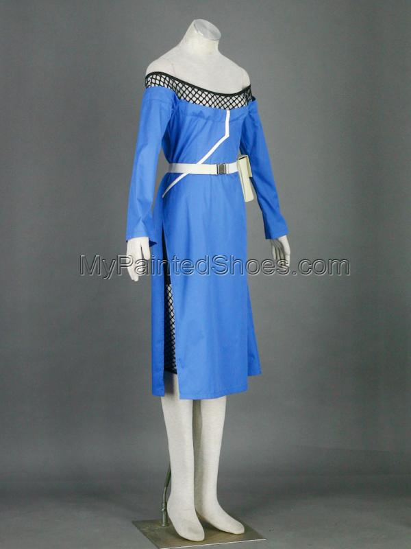 TerumiMei Cosplay Costume 5th from Naruto Cosplay Costumes-4