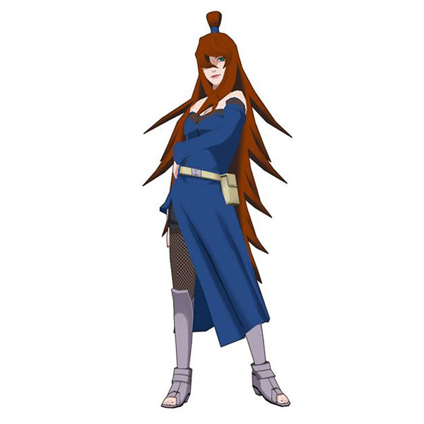 TerumiMei Cosplay Costume 5th from Naruto Cosplay Costumes