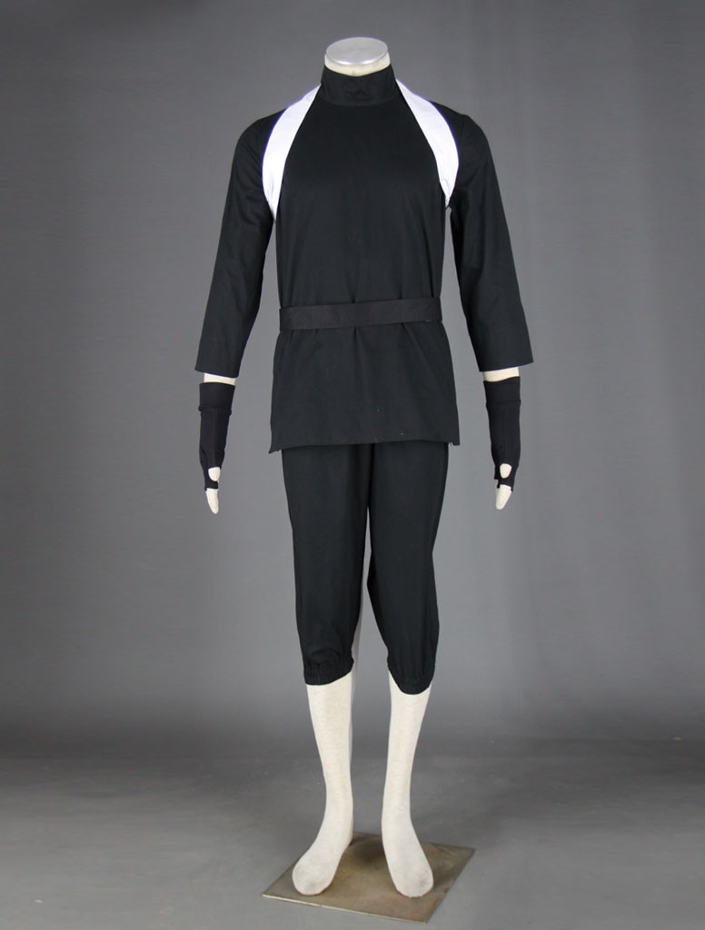 Kankuro Cosplay Costume 2th from Naruto Cosplay Costumes-1