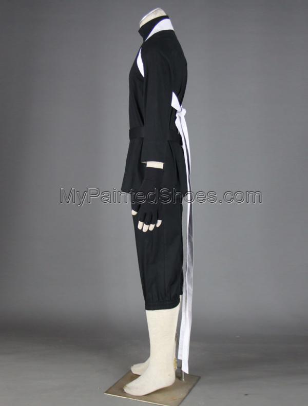 Kankuro Cosplay Costume 2th from Naruto Cosplay Costumes-3