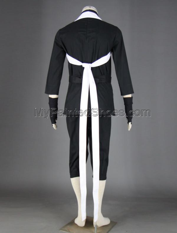 Kankuro Cosplay Costume 2th from Naruto Cosplay Costumes-4