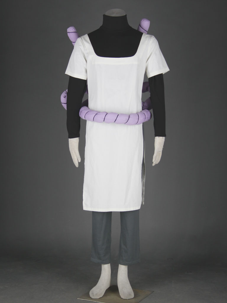 Orochimaru Cosplay Costume from Naruto Cosplay Costumes-1