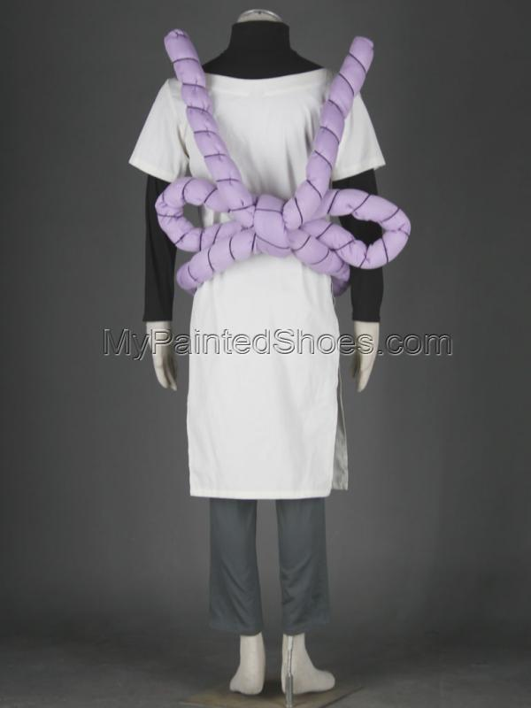 Orochimaru Cosplay Costume from Naruto Cosplay Costumes-4