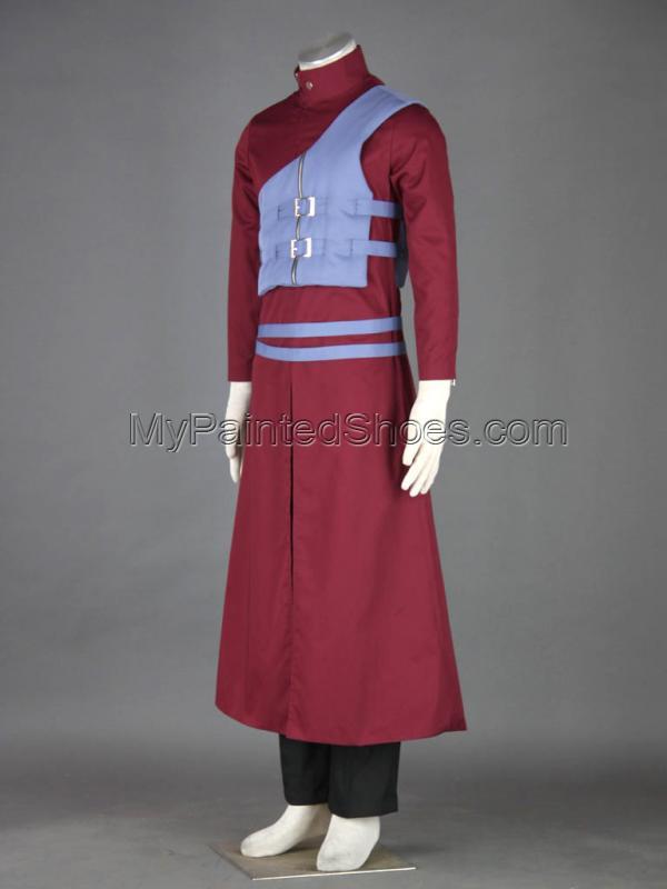 Gaara Cosplay Costumes 7rd from Naruto Shippuuden Naruto Cosplay-3