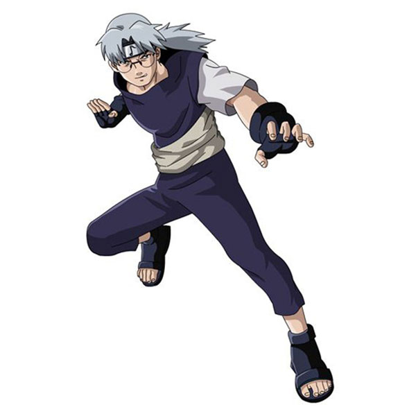 Kabuto Cosplay Costume from Naruto Yakushi Kabuto Cosplay Costum