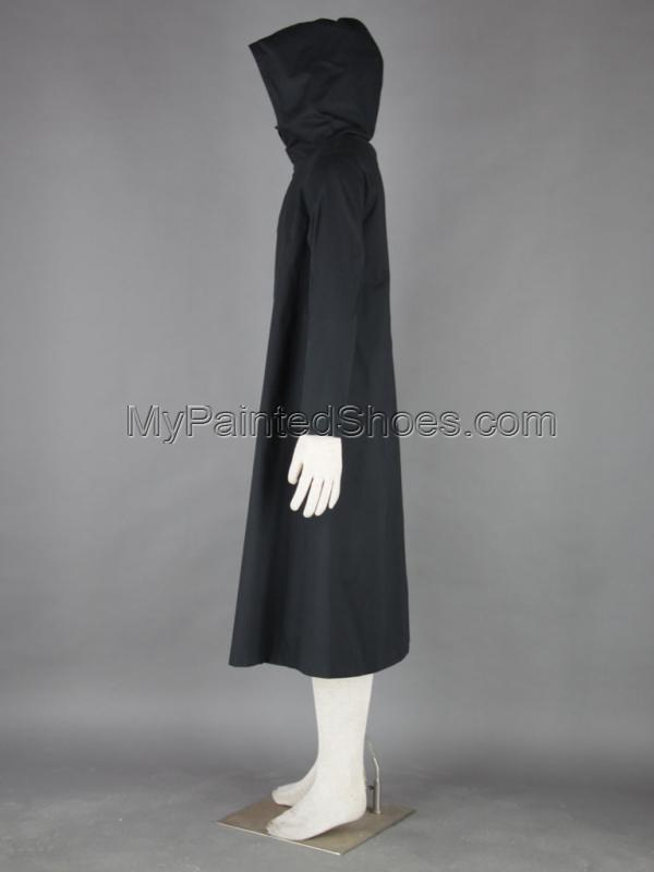 Anbu Cloak 2rd from Naruto Cosplay Costume-3