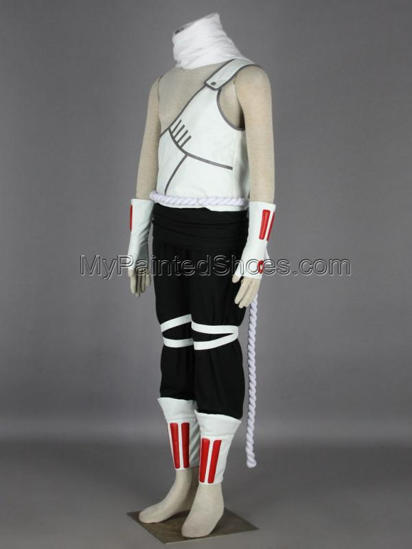 Naruto KillerB Cosplay Costume Naruto Killer Bee Naruto Cosplay -2