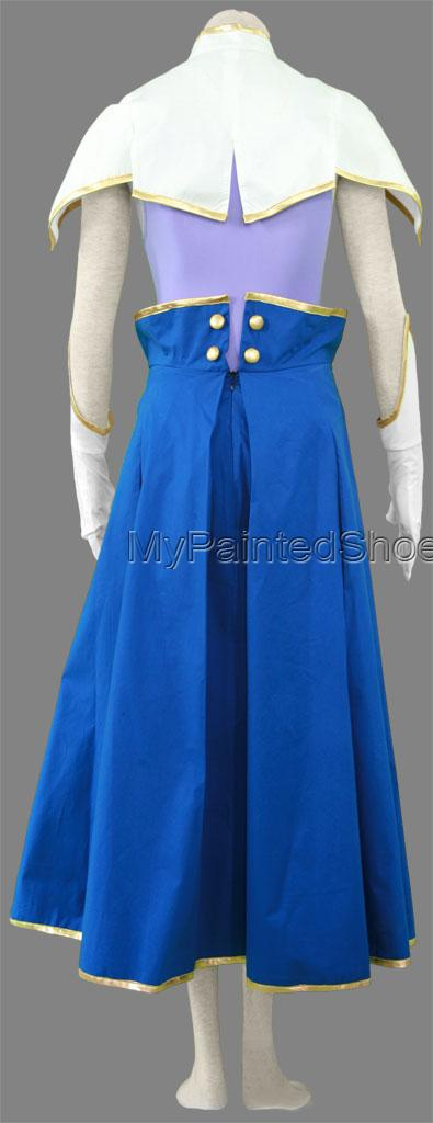 Campbell Costume Cosplay from Mobile Suit Gundam SEED Gundam See-4