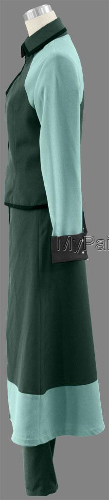 Mobile Suit Gundam 00 Louise Halevey Cotton Polyester Cosplay Co-3
