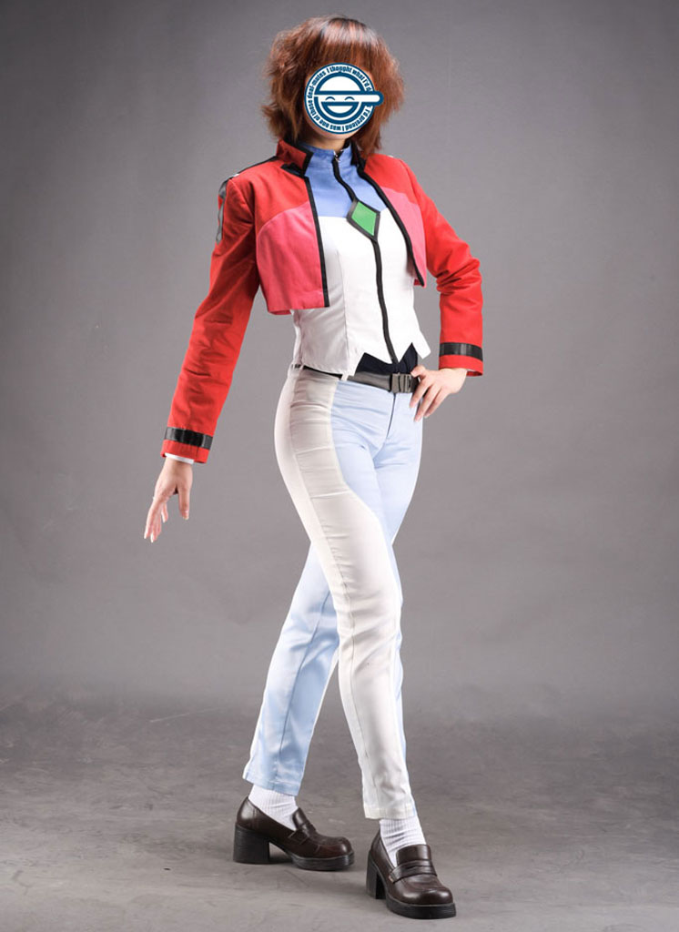GUNDAM 00 Anew Returner CB uniform From Gundam Seed-1