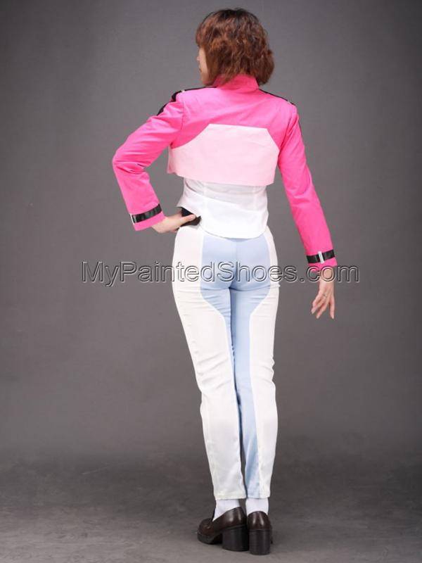 GUNDAM 00 Feldt Grace CB uniform From Gundam Seed-3