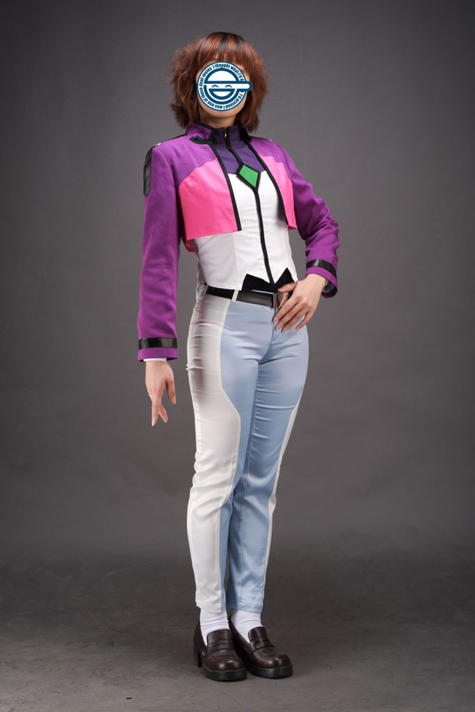 GUNDAM 00 Sumeragi Lee Noriega CB uniform From Gundam Seed-1