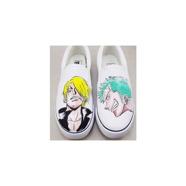 one piece hand painted shoes custom hand painted shoes one piece