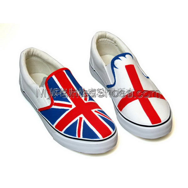 flag shoes custom flag shoes for men/women/kids painted shoes