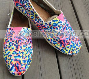 New Original Design Leopard Slip-on Shoes For Christmas Gifts-2