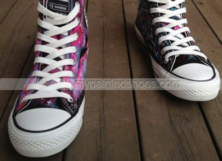 Doctor Who Shoes Galaxy Shoes-2