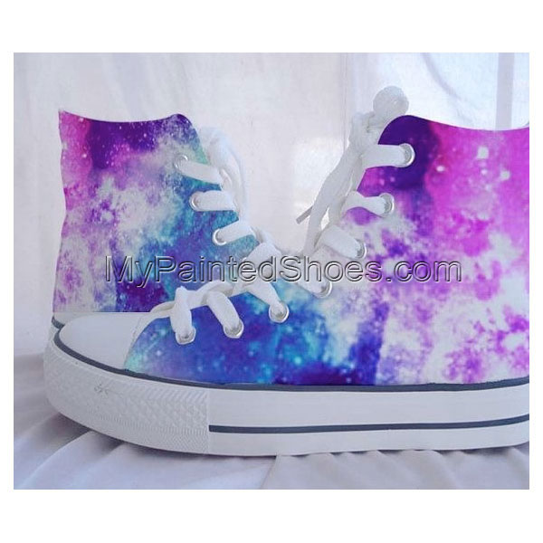 wholesale galaxy high top shoes