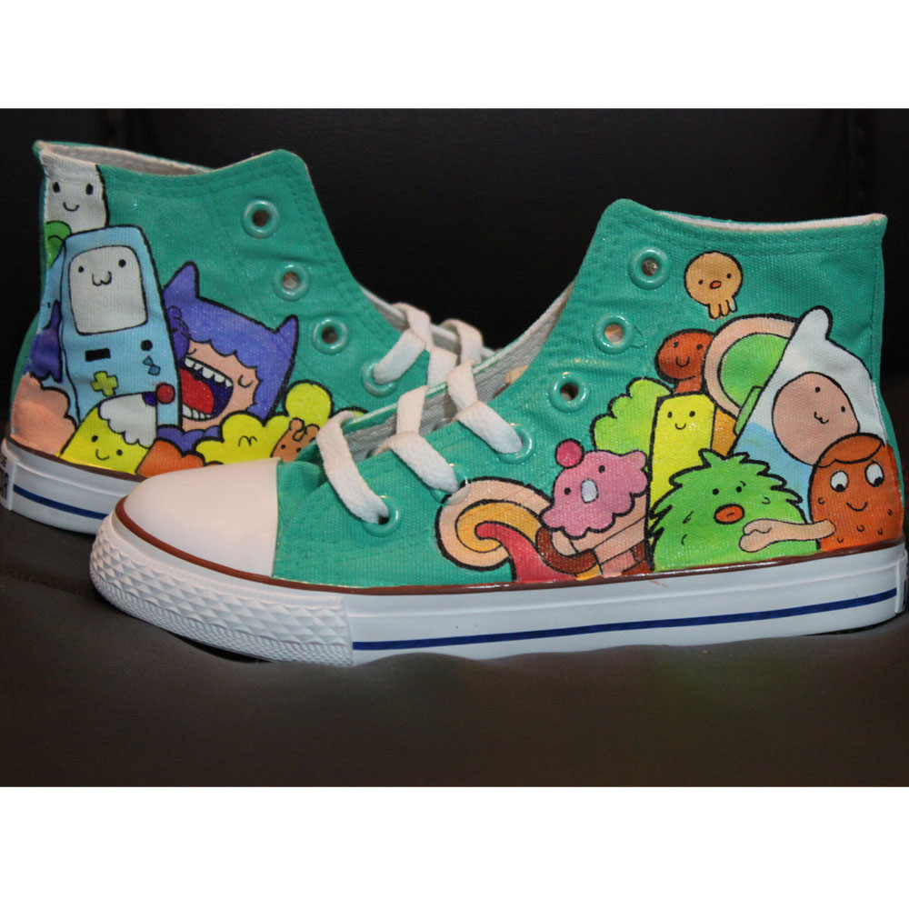adventure time high tops for sale-2