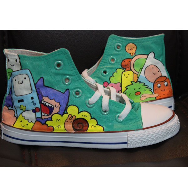adventure time high tops for sale