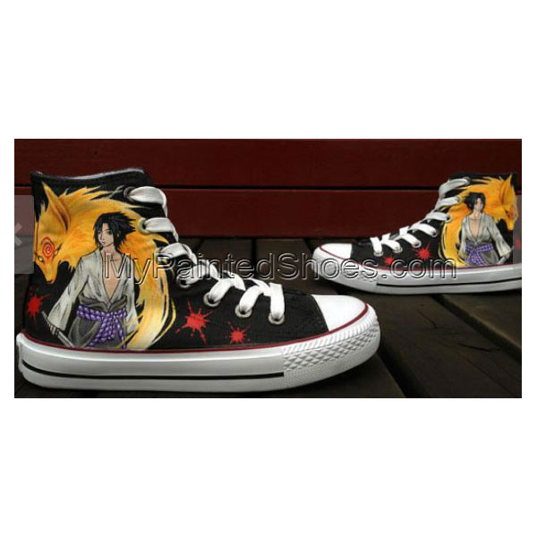 Anime Shoes Naruto Shoes Custom Hand Painted Shoes