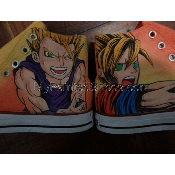 dragonball shoes dragon ball z shoes dragonball z schuhe sneaker