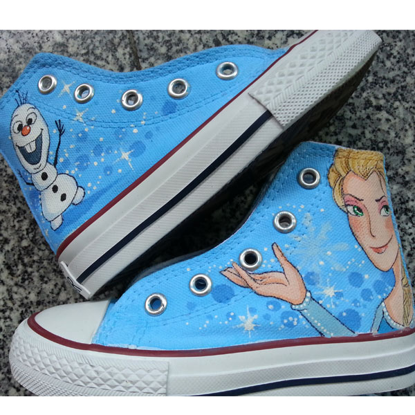 frozen shoes disney frozen canvas trainers frozen disney sneaker