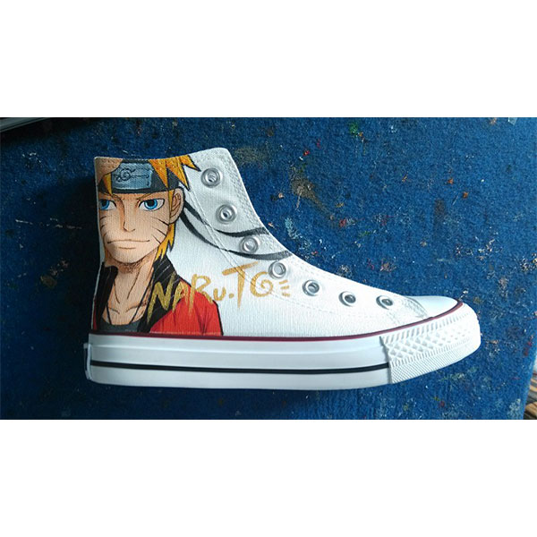 gaara shoes Naruto Gaara anime naruto shoes naruto custom naruto-1